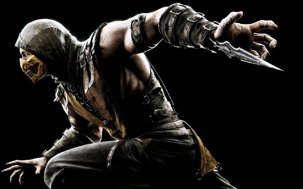 Mortal Kombat X Gets a Headbanging Launch Trailer