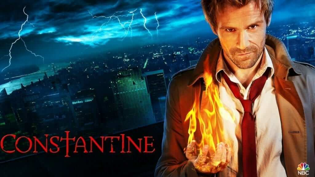 Watch First Full Season of Constantine Online!