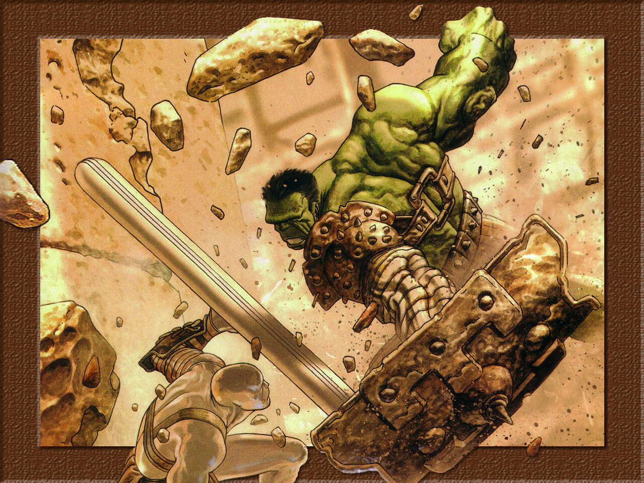 Whedon on 'Planet Hulk'