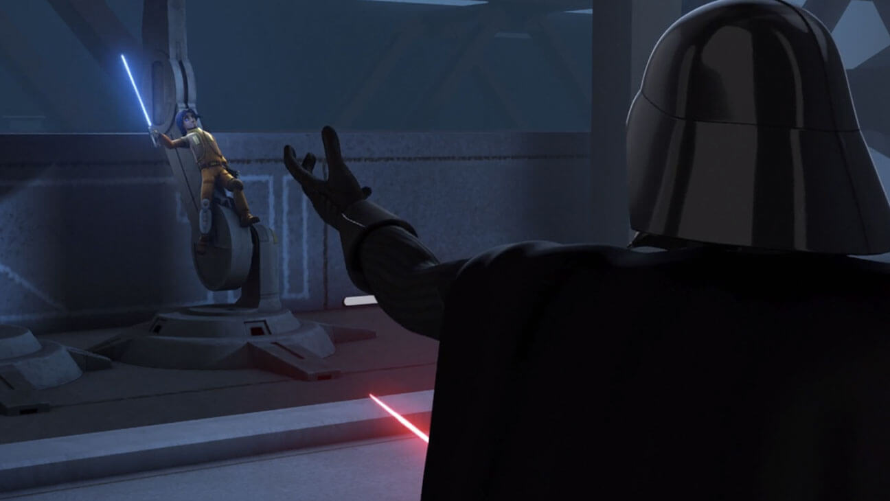 Star Wars Rebels Season 2: Darth Vader Returns