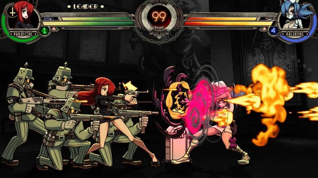 Skullgirls Encore Update: PS4 Players Can Take on PS3 Opponents