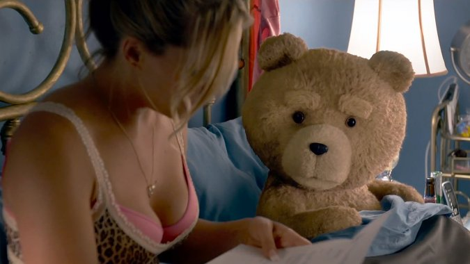 'Ted 2' Red Band Trailer. It's Just So Dirty