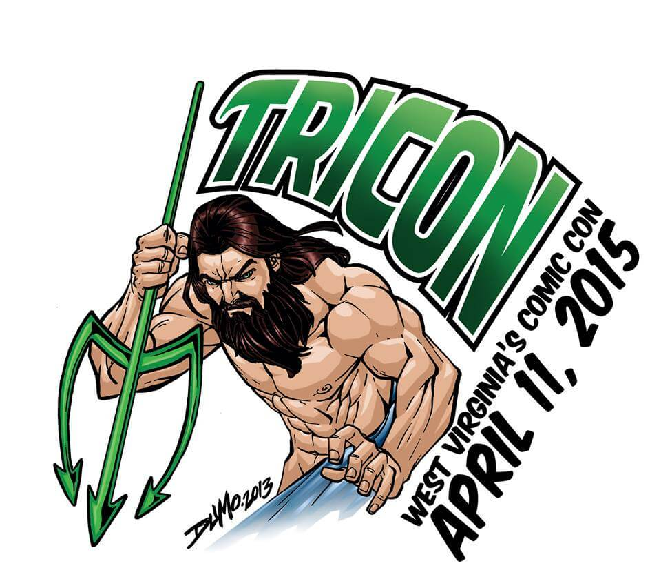 Tri-State Comic-Con 2015: A Special Coverage Event