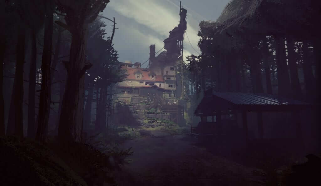 What Remains of Edith Finch, a New Game from the Creators of The Unfinished Swan