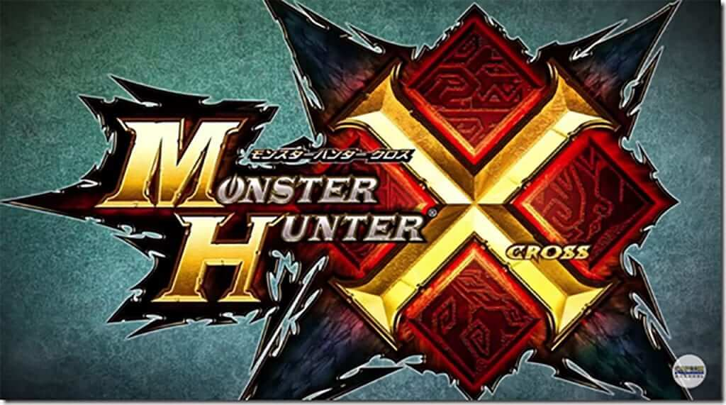 Monster Hunter X Announced For Nintendo 3DS