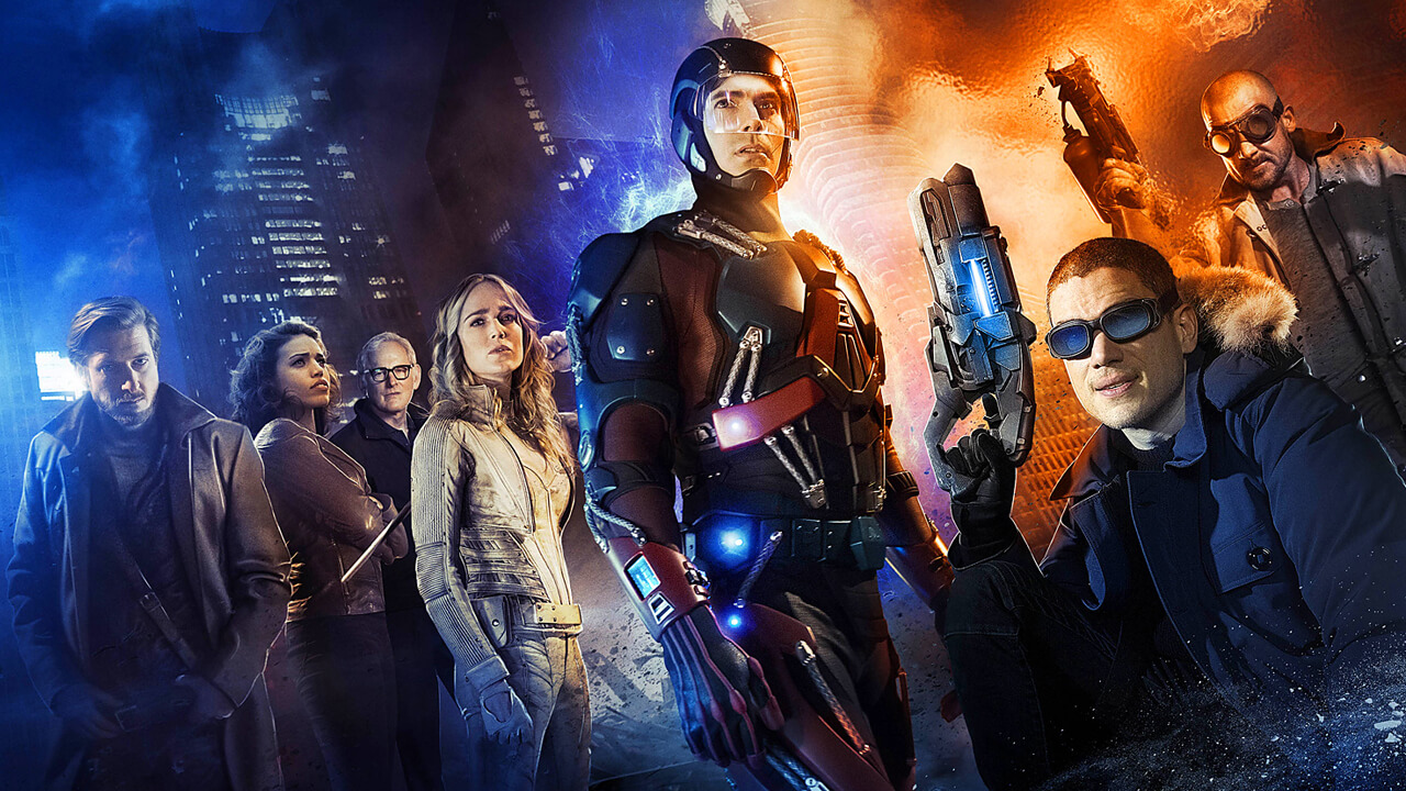 Legends of Tomorrow First Look