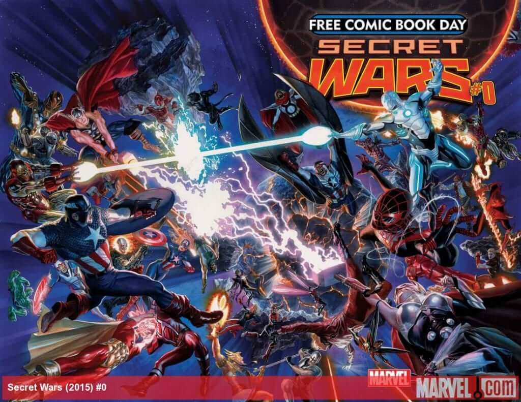 Free Comic Book Day 2015: What You Should Pick Up