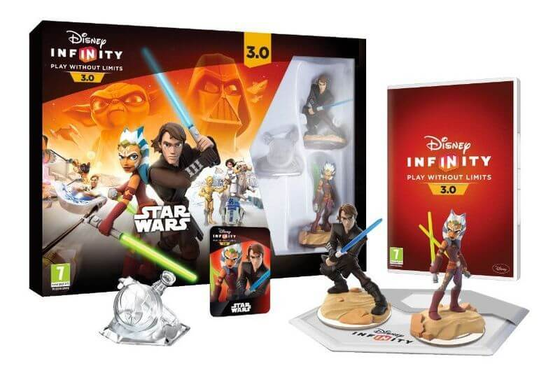 Disney Infinity 3.0 Leak Reveals Star Wars Starter Set