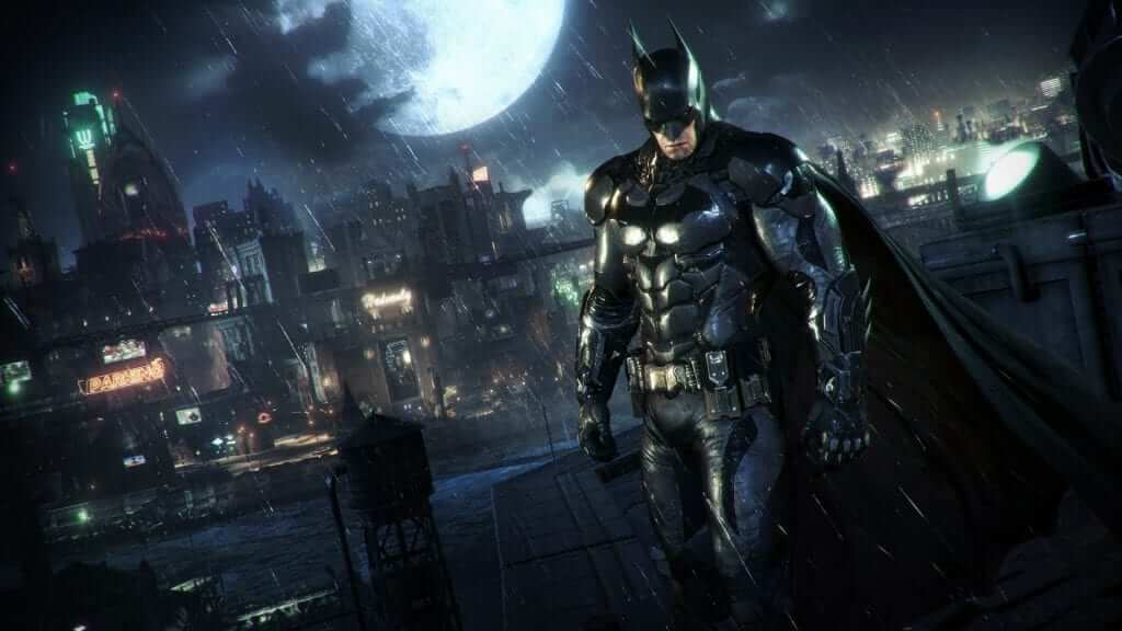 Arkham Knight; Voice Actors Revealed Trailer