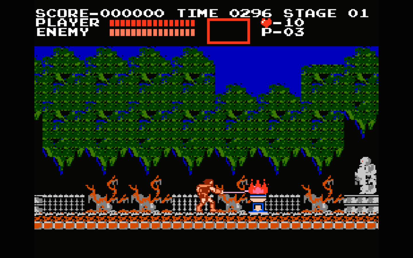 Castlevania Nes Wallpaper if a Nes Game With Little