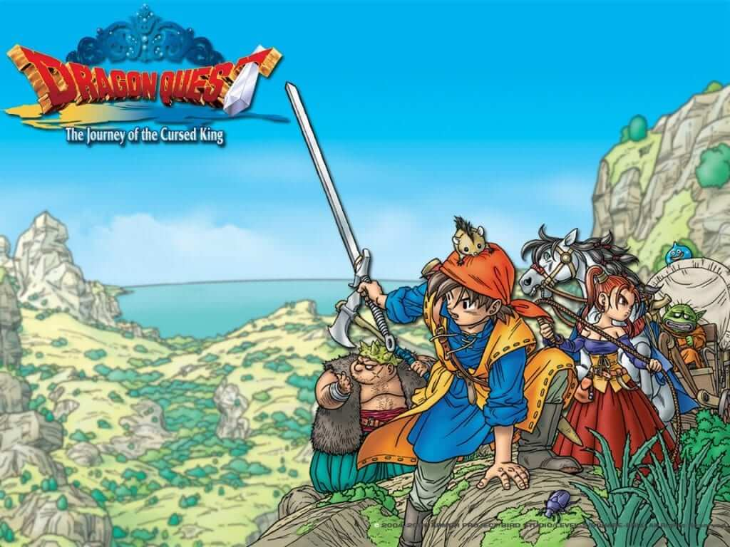 Dragon Quest VIII Gets its First 3DS Trailer
