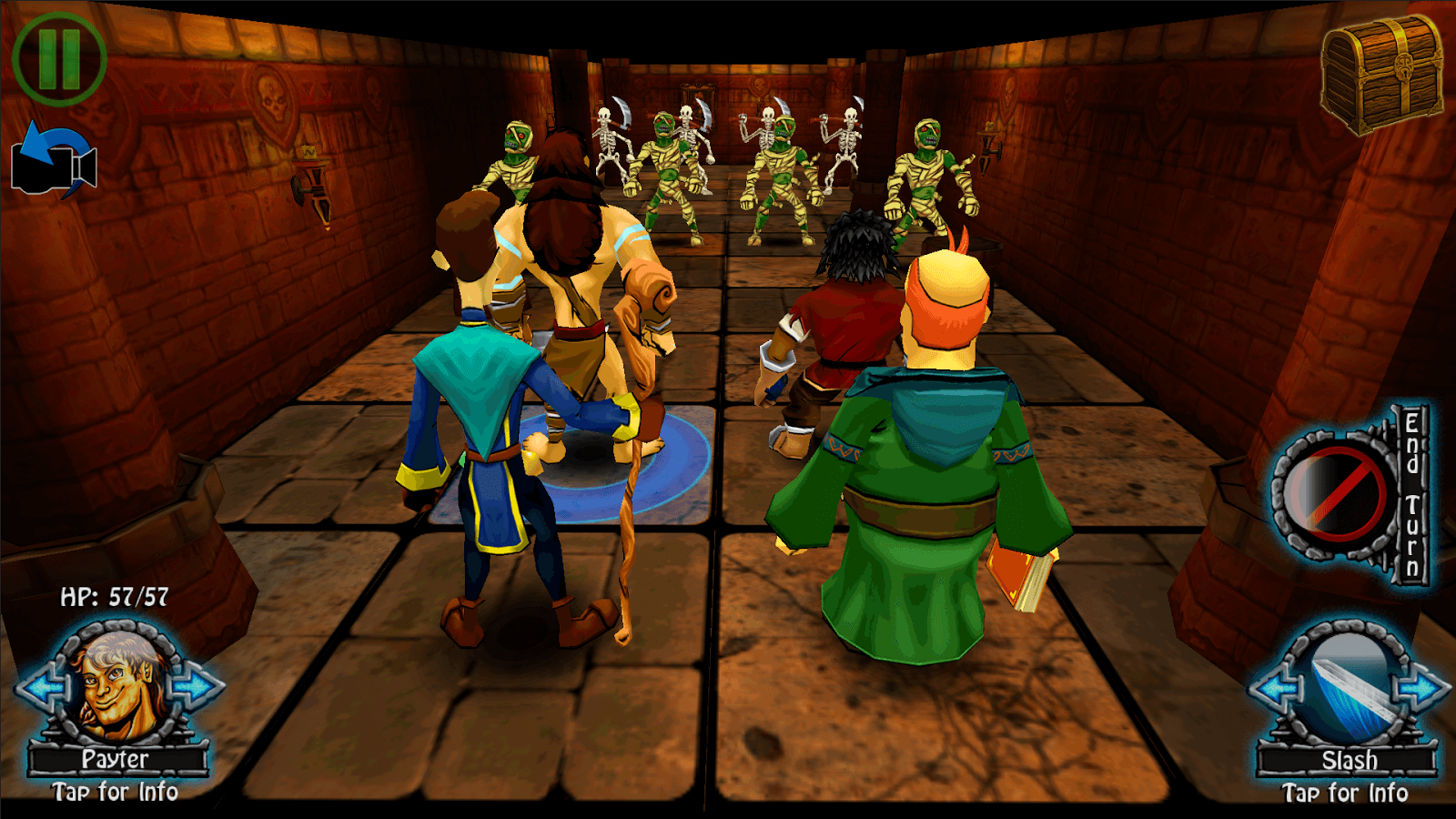 Dungeon Crawlers HD Launches On Android
