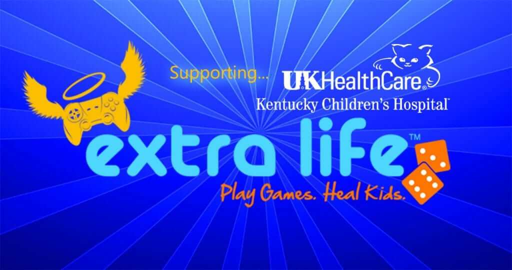 The Nerd Stash Wants You For Extra Life!