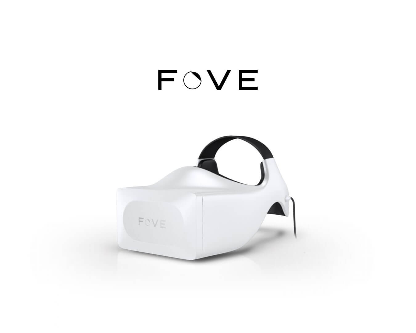 FOVE: Eye Tracking VR Visor