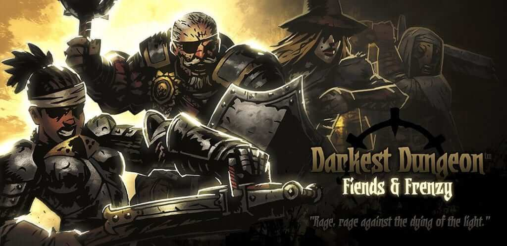 Darkest Dungeon Fiends and Frenzy Update Hits