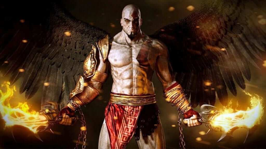 God of War III Remastered Footage Released