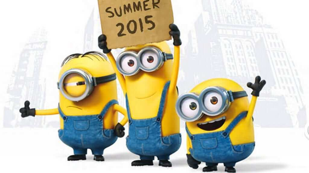 New Minions Trailer Has Arrived!
