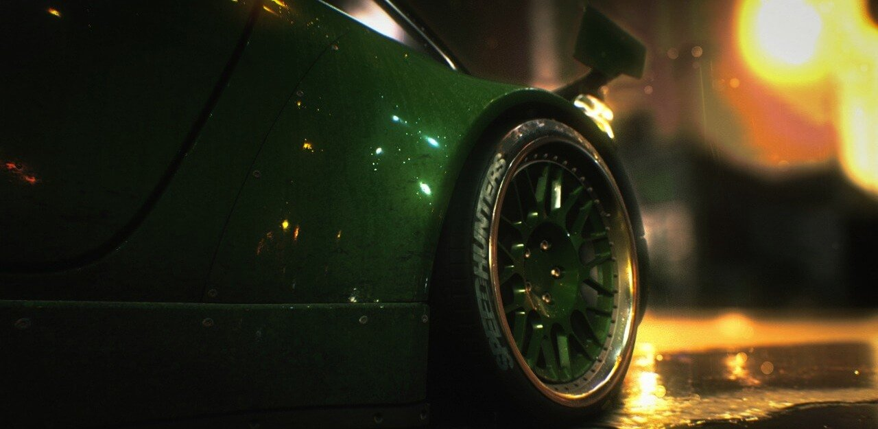 Need for Speed Reboot Unveiled