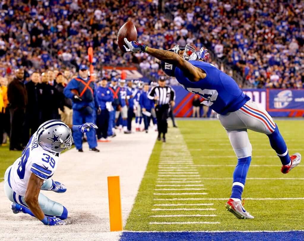 Hopefully Odell just curses everyone else by doing things like this.