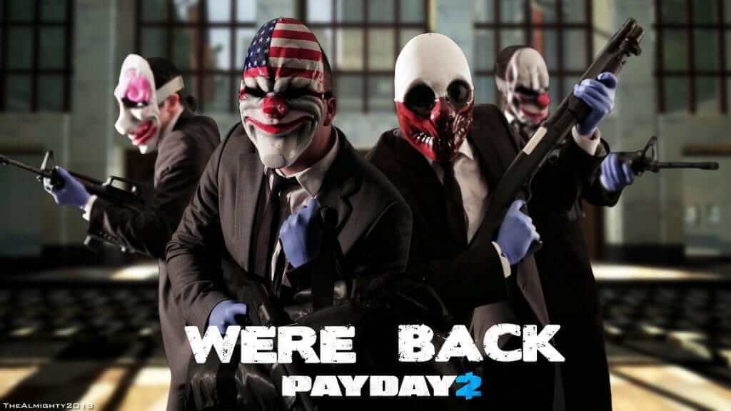 Payday 2 Gets Permanent Price Cut, New DLC Released