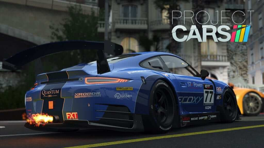 Wii U Version of Project CARS Facing Issues