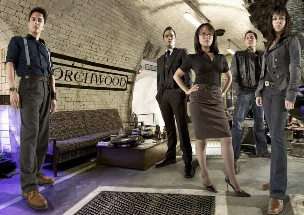 Torchwood Returning As Audio Drama
