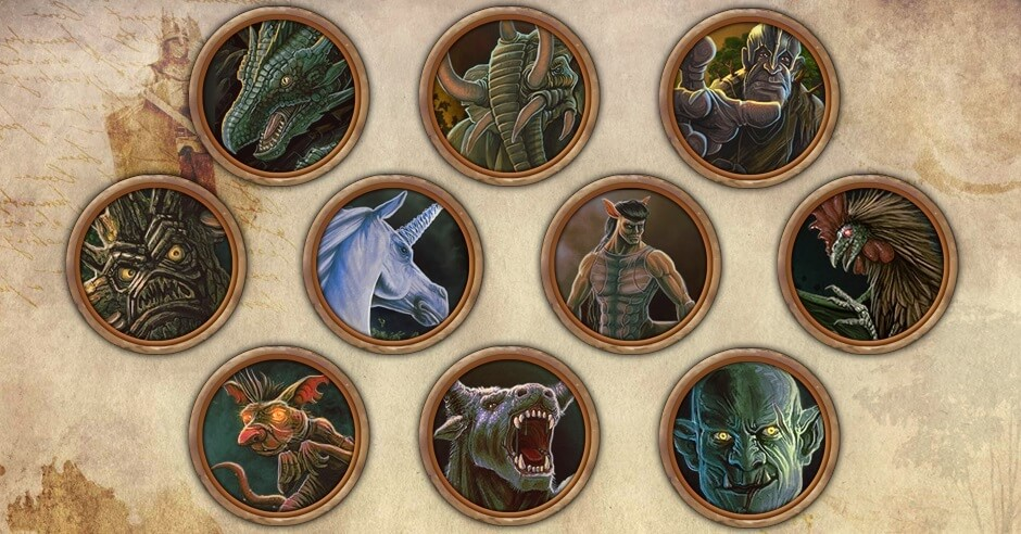Tribal Wars Monsters