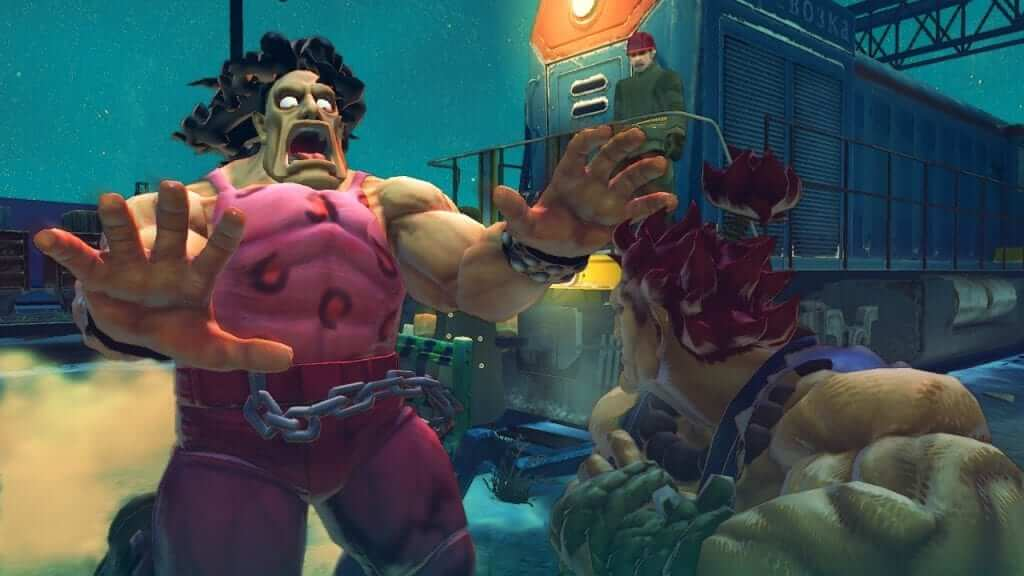 Ultra Street Fighter IV To Be Patched On PS4