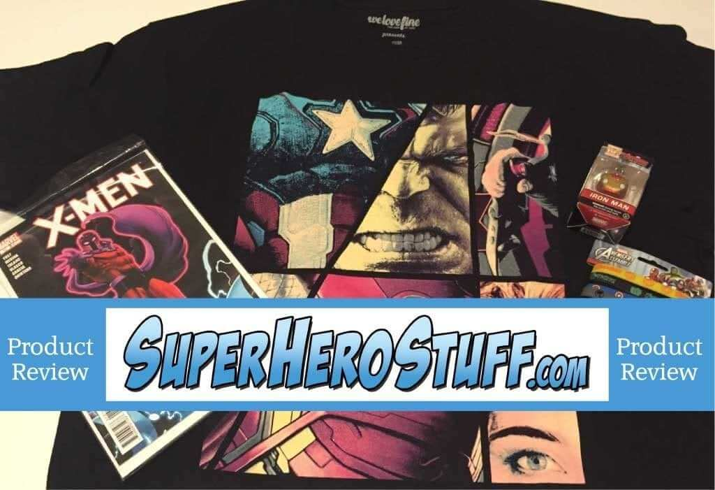 Avengers & Marvel Products from SuperHeroStuff.com
