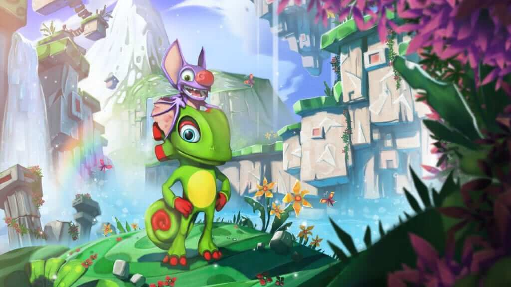 Playtonic Unveils New Character for Yooka-Laylee