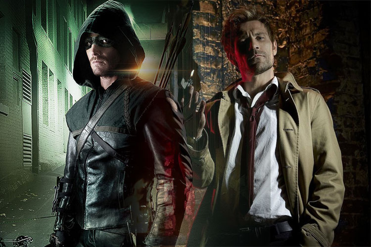 Arrow/Constantine Crossover...Is it Possible?