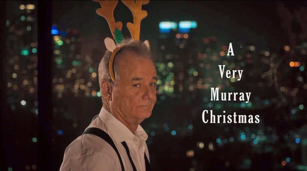 Bill Murray Teams Up with Netflix