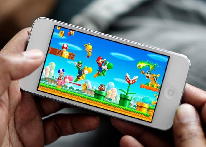 Nintendo to Release Five Smartphone Games by 2017