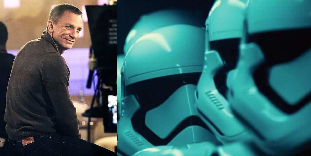 Daniel Craig Slated To Play Storm Trooper