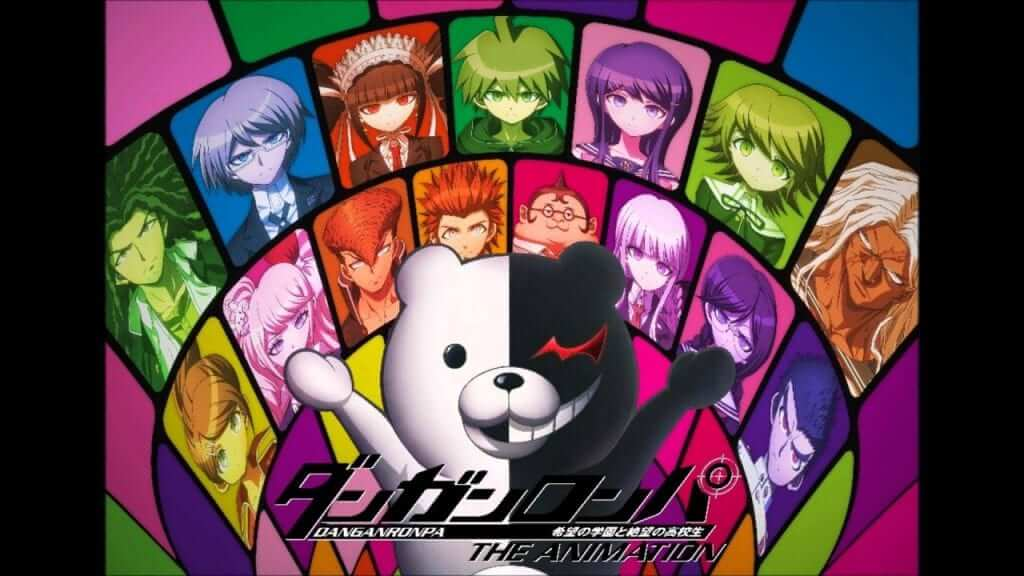 Danganronpa Manga Coming to the States