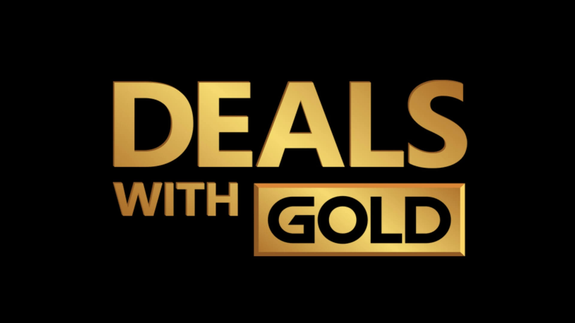 This Week's Xbox Deals with Gold