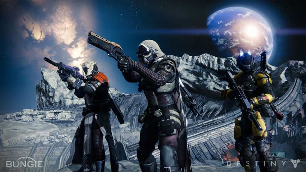 Destiny Matchmaking Isn't Completely Viable