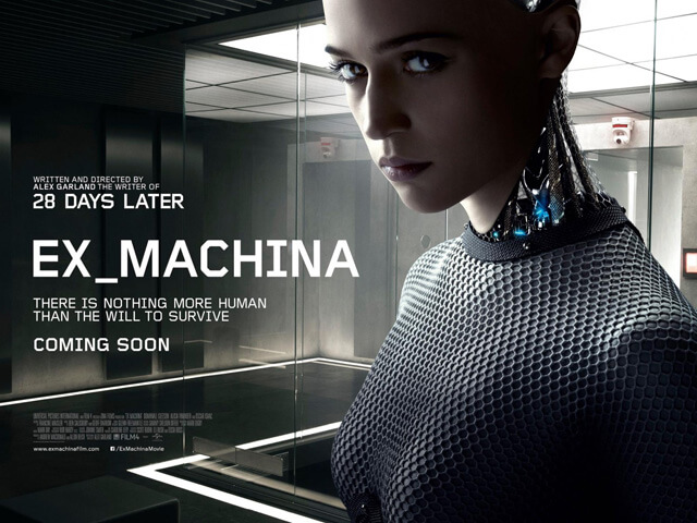 Ex Machina Review: Great Movie, Terrible Marketing