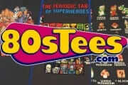 Remember and Celebrate the 80's with 80sTees.com