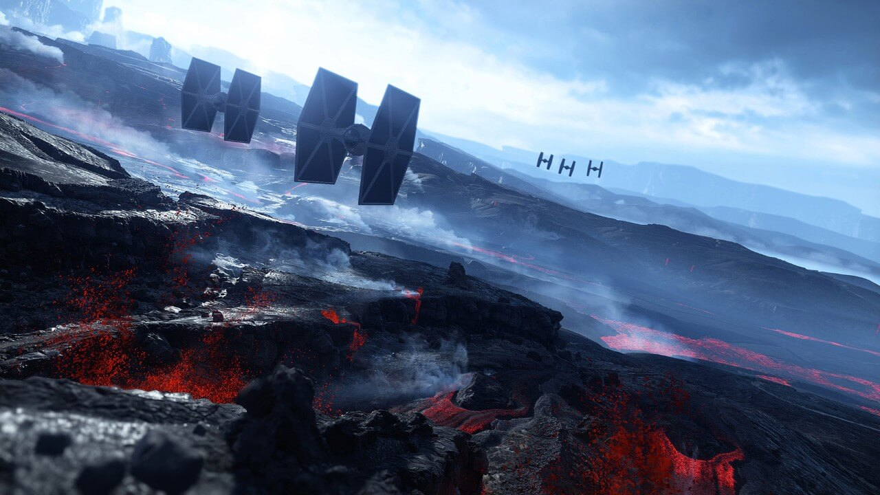 Star Wars: Battlefront Gameplay to Debut at E3