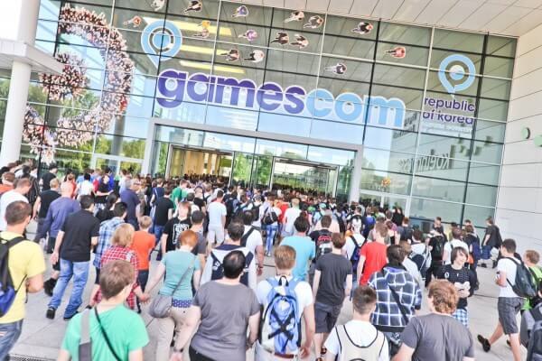GamesCom is coming . . . and Microsoft will be presenting!