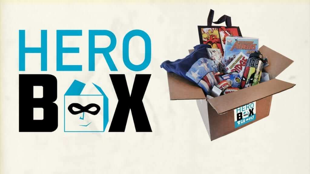 Limited Edition SuperHeroStuff Hero Box-Order Now!
