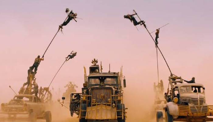 One of the bigger action sequences that is sure to awe