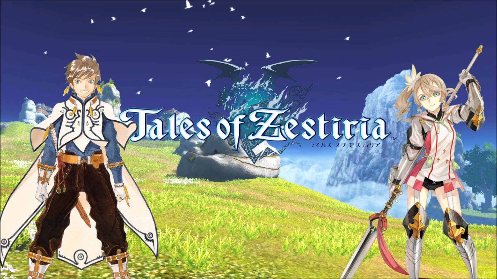 Tales of Zestiria Could be Coming to PS4