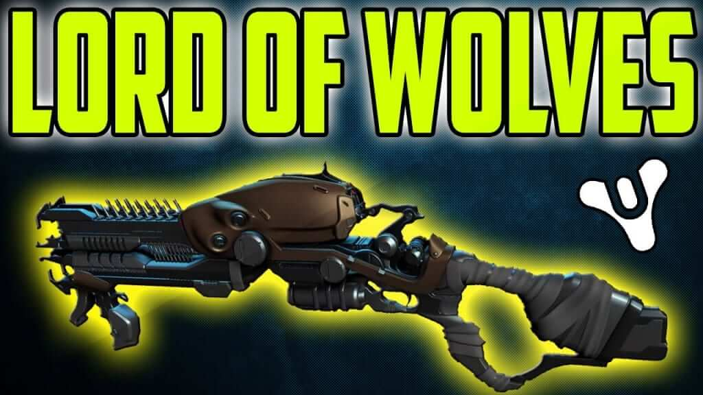One of the many new weapons and armor in the House of Wolves Expansion