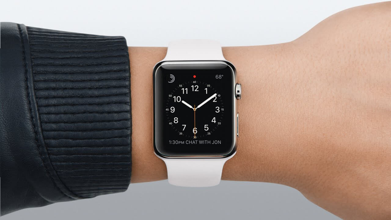 Apple Watch Lacks Security and Prone To Theft