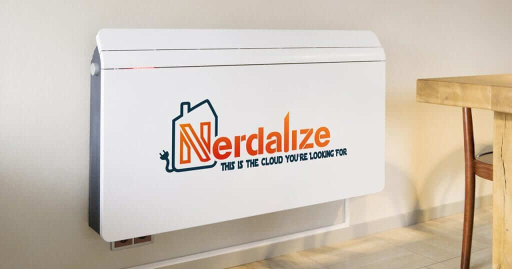 Nerdalize Heating Makes Captain Planet Green With Envy