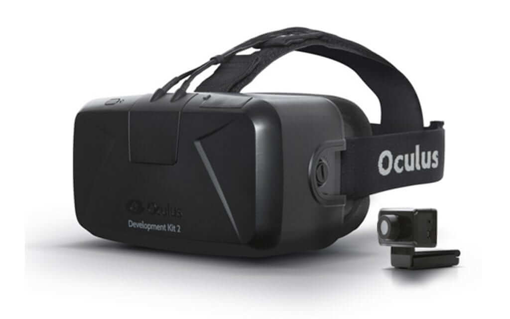 Oculus Rift's Recommended PC Specs