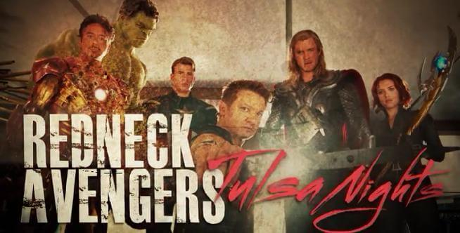 Bad Lip Reading Assembles The Redneck Avengers