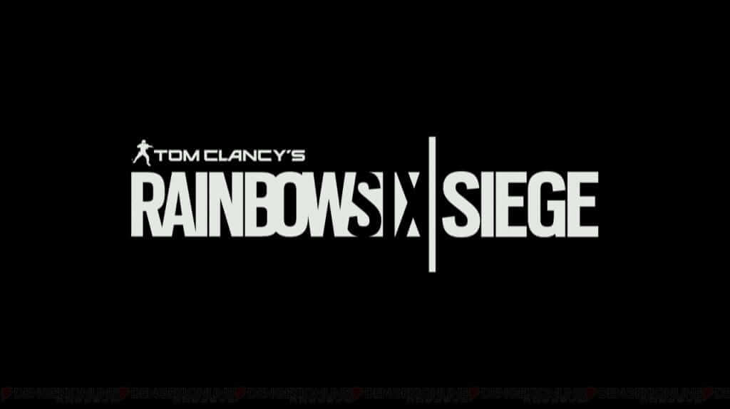 Tom Clancy's Rainbow Six Siege gets a release date